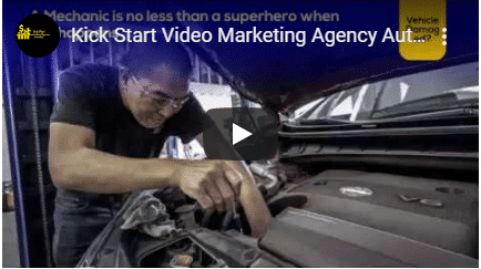Kick Start Video Marketing Agency Auto Repair Video Marketing