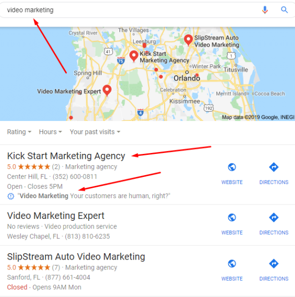 Local GMB SEO Services