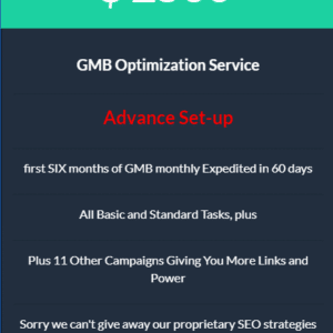 Local GMB Advanced